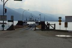 Kootenay Bay ferry