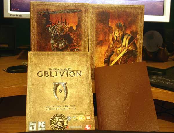 IMAGE: Oblivion package