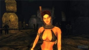 An example character image