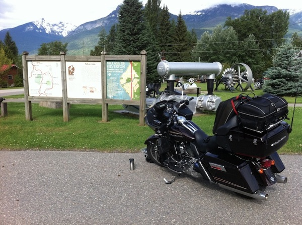 Roadtrip stopped in Silverton