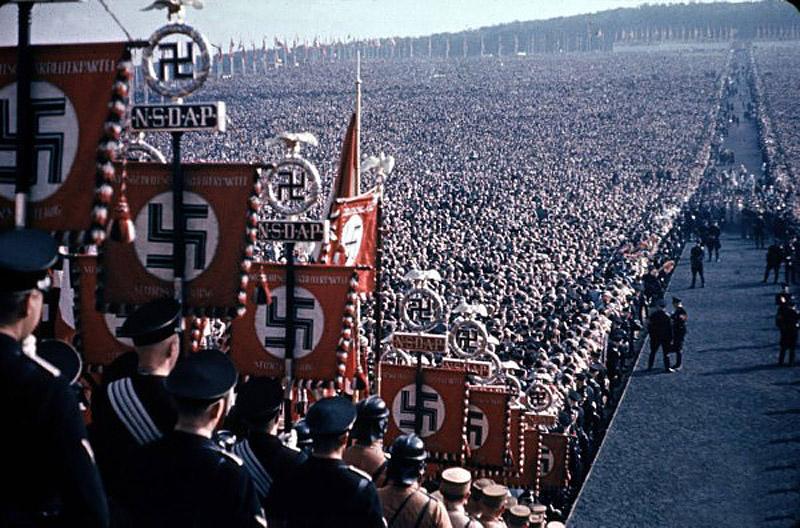 The Nazi's were the bad guys...
