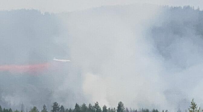 Castlegar Fire- 2021